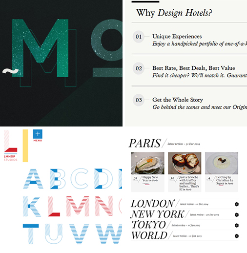Tastefully and purposefully selected types for a website or mobile or custom designed typography can definitely enhance the user's delight. <br/><br/>  With the Google Fonts and Typekit in the horizon, designers have more choice and can be more creative. We can see them using the super sized typography, mixed typography, bold fonts, etc.
